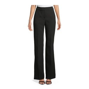 St.John collection Bella double weave pants
